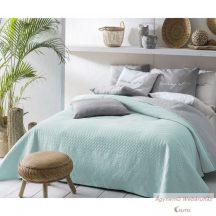 Ágytakaró Bueno Mint & Light Grey 200x220