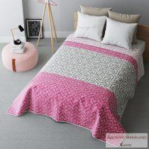 Ágytakaró Loving It Crossy Pink 220 x 240