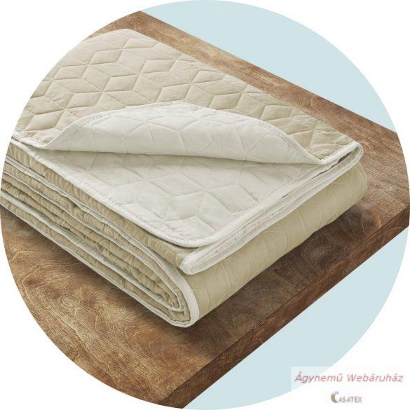 Ágytakaró Bueno beige 200x220