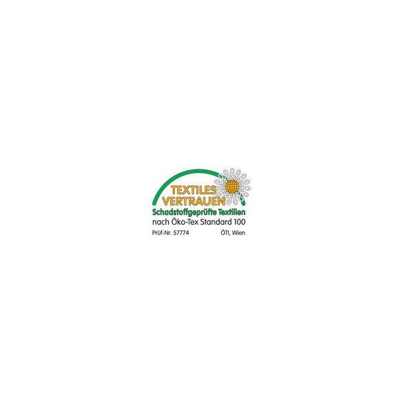 Jersey gumis lepedő kiwi 140-160/190-200