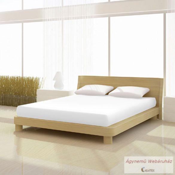 Jersey gumis lepedő fehér 90-100 x 190-200 basic