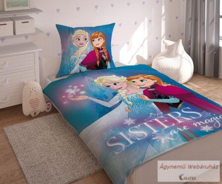 Gyerek ágynemű Disney Frozen, Jégvarázs 140×200cm,