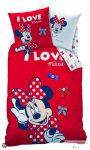 Disney ágyneműhuzat garnitúra Minnie egeres