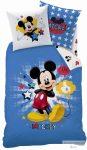 Disney ágyneműhuzat garnitúra Mickey egeres