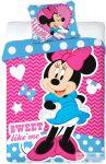 Disney ágyneműhuzat garnitúra Minnie egér