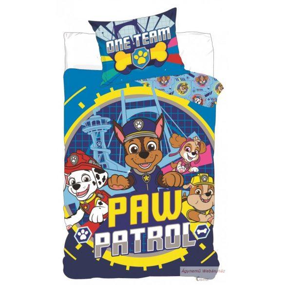 Disney ágyneműhuzat garnitúra Paw Petrol
