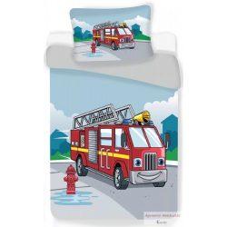 Tűzoltóautós gyerek ágyneműhuzat