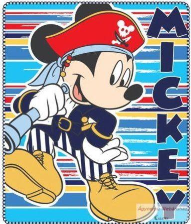 Polár takaró Mickey egeres, 120*140