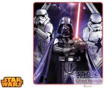 Polár takaró Star Wars 120*140