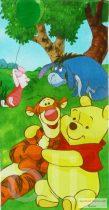 Disney Winnie The Pooh fürdőlepedő, strand törölköző 70*140cm