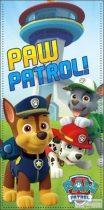 Paw Patrol, Mancs Őrjárat fürdőlepedő, strand törölköző 70*140cm
