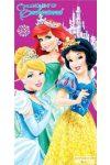 Disney Princess, Hercegnők fürdőlepedő, strand törölköző 70*140cm
