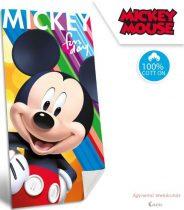 Disney Mickey fürdőlepedő, strand törölköző 70*140cm