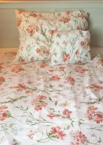 Krepp ágynemű garnitúra virgos