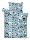 Gyerek ágyneműhuzat garnitúra ovis méret  bocis kék