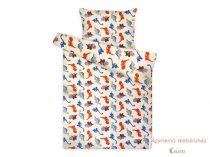 Gyerek ágyneműhuzat garnitúra ovis méret dínós