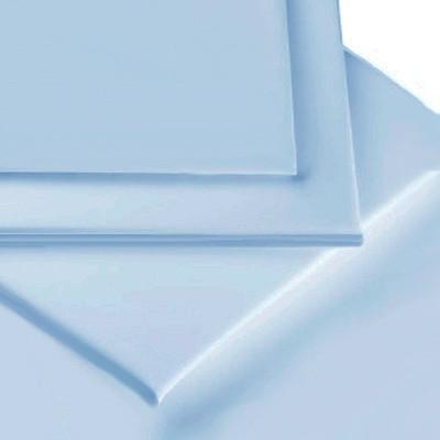 Vászon lepedő kék 220x240