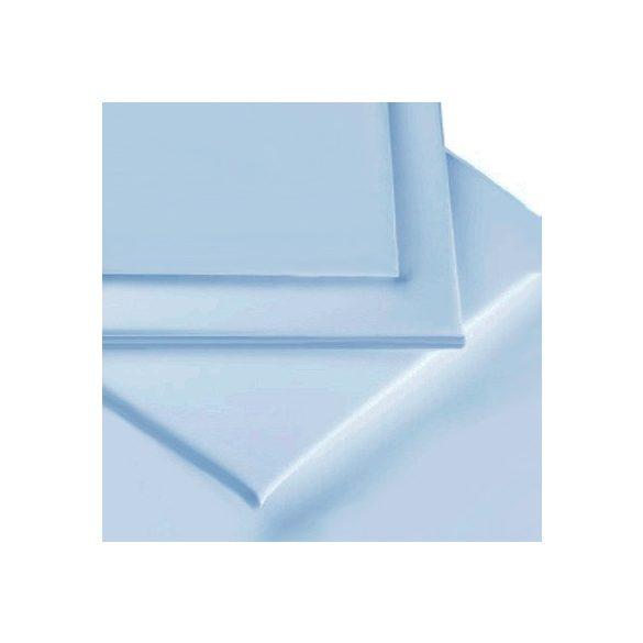 Vászon lepedő kék 180x240