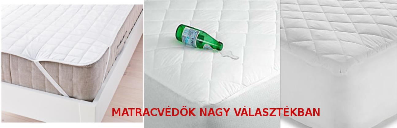 Matracvédő
