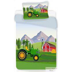 Traktoros gyerek ágyneműhuzat
