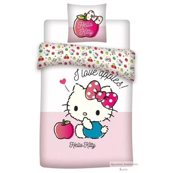 Hello Kitty gyerek ágyneműhuzat