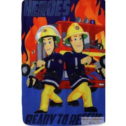 Polár takaró Sam a tűzoltó 100*140