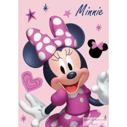 Polár takaró Minnie egeres 100*140
