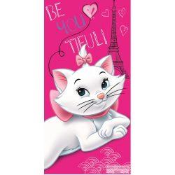 Marie cica fürdőlepedő, strand törölköző 70*140cm