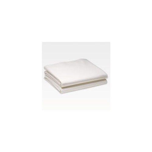 Vászon lepedő fehér 150x220