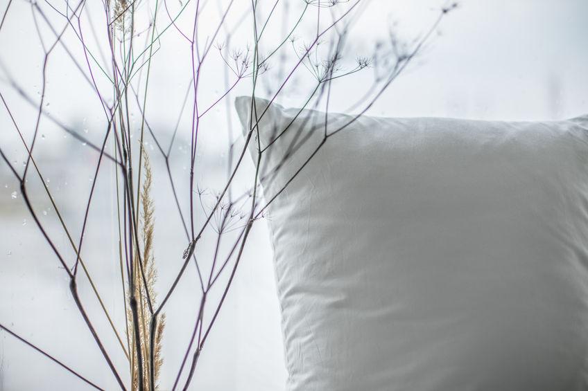 Toll párnával garantált a komfortérzet alvás közben!